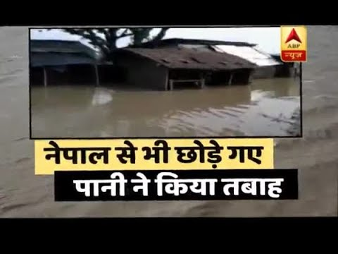 10 NDRF teams helping in rescue operation in Bihar