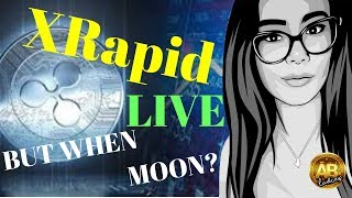 WHY No XRP RALLY After Ripple SWELL? XRapid LIVE And Other Ripple News!