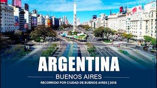 Un paseo por Buenos Aires, Argentina 2018