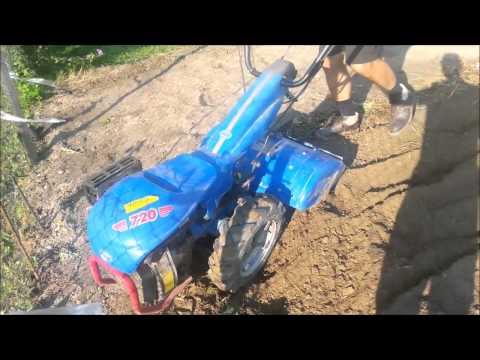 Motocoltivatore bcs 740 powersafe yanmar l100 fresa 80 cm for Motocoltivatore bcs 720