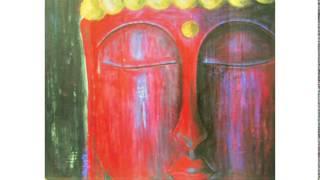 Peintures bouddha sur toile.