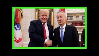 Breaking News | U.S. commerce secretary, Chinese vice premier to talk trade amid row