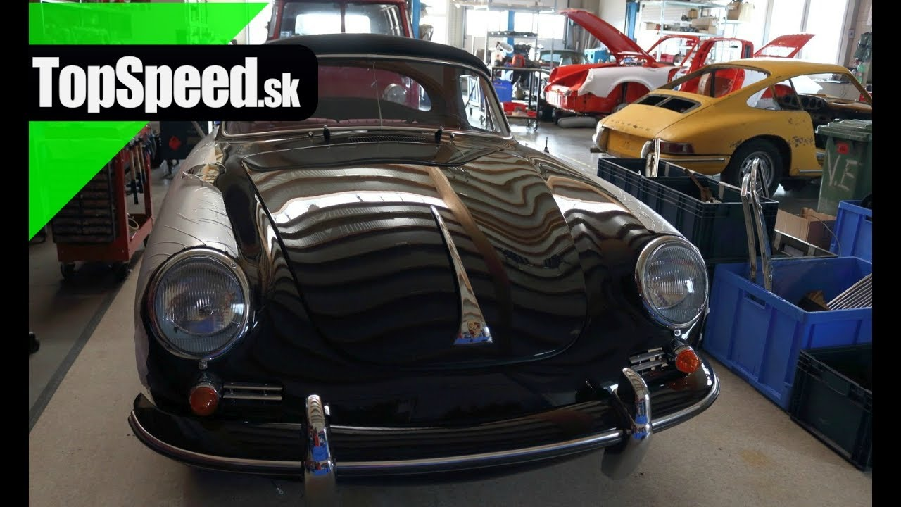 Vehicle Experts Are Vintage Porsche Specialists Topspeed Sk Youtube