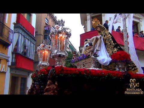 Los Servitas por la Cuesta del Bacalao 2016.Semana Santa Sevilla