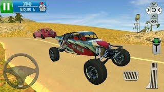 Parking Island: Mountain Road - #4 Race Buggy Unlocked | Simulator Games - Android GamePlay FHD