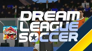 Dream League Soccer 2019 - Ganhei de 5X0