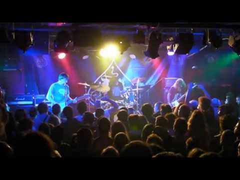 Earthless - Live (complete show) @An Club, Athens, Greece 12/11/2014