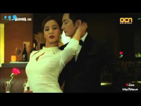 Park Shi Hoo ft Kwon Yuri nhay dieu Tango