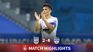 Highlights - Mumbai City FC 2-4 Bengaluru FC - Match 95 | Hero 2020-21