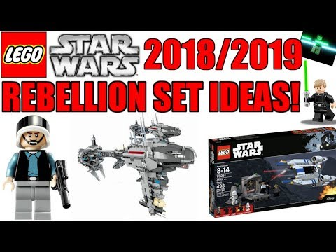 lego star wars rebellion set ideas 2019 2020 lego star. Black Bedroom Furniture Sets. Home Design Ideas