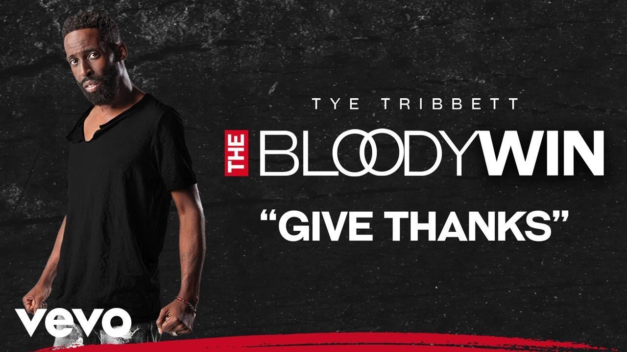 tye-tribbett-give-thanks-audio-live-tyetribbettvevo