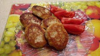 Рыбные  котлетки из Толстолобика) Одесская вкуснятина)))