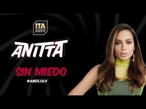 Sin Miedo - Anitta AO VIVO  COREOGRAFIA em Itaboraí - RJ  30042019