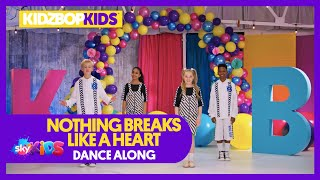 KIDZ BOP Kids - Nothing Breaks Like A Heart (Dance Along) [KIDZ BOP Pop Party]