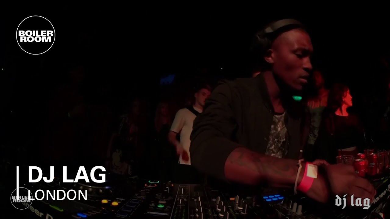 DJ Lag Boiler Room London DJ Set • Black Major