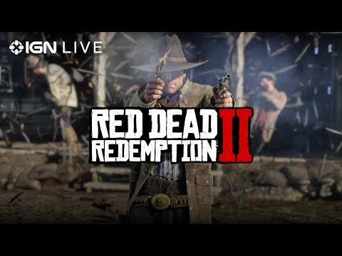 Red Dead Redemption 2: New Trailer Reveal - Live Reactions and Analysis