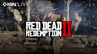 Red Dead Redemption 2: New Trailer Reveal (Live Reactions and Analysis)