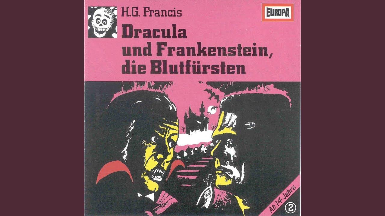 Dracula Und Frankenstein Die Blutfürsten