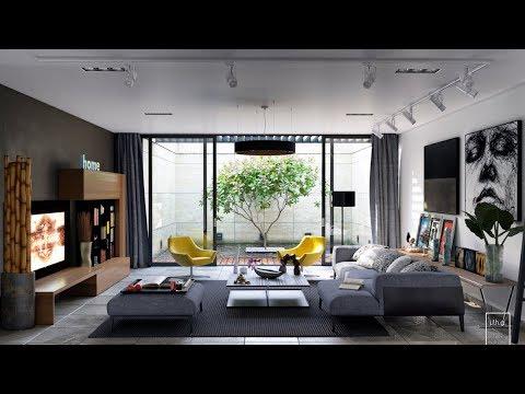 Salones modernos 2019 m s de 50 salones actuales y - Salones modulares modernos ...