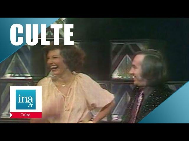 Culte: Garcimore et le fou rire de Denise Fabre | Archive INA