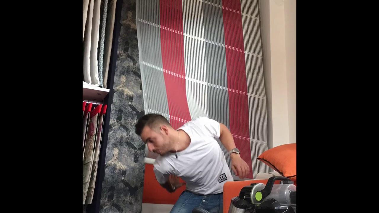 Tende A Pacchetto Fai Da Te Youtube.Creazione Tenda A Pacchetto Steccato Con Tessuto Verticale Texilart