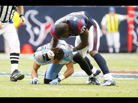 Andre Johnson and Cortland Finnegan Fight! Is the NFL Going Soft? - Football - JRSportBrief