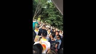 Biến căng, Du học sinh chạm mặt YAKUZA NHẬT BẢN tại VIETNAM Festival 20/5/2018