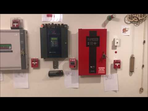 Explaining The Difference Between A Conventional And Addressable Fire Alarm Control Panel
