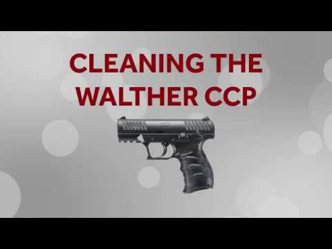 How to Clean the Walther CCP - Bill's Gun Shop & Range