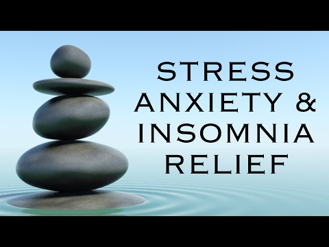 Stress, Anxiety, Insomnia Causes & Tips for Relief  Food & Mood, Fitness, Hormones, Health