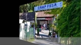 Camp site Fiesa - Portoroz (Piran) - camping Slovenia
