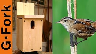 Easy Birdhouse Plans - Diy - Gardenfork.tv