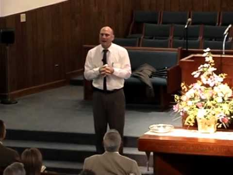 Pastor David Bryant 'Leaping Lepers'