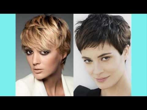 Прически для коротких женских волос Фото