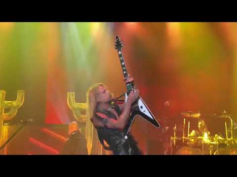"Judas Priest ""Lightning Strike"" Wantagh, NY - 09/01/2018"