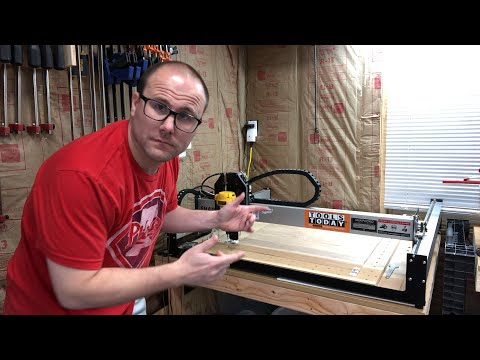 LIVE! #1  Using a Shapeoko To Cut Signs (And Answering Your Questions Live)