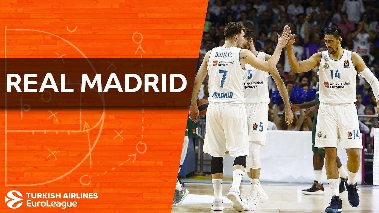 Real Madrid için Final Four öncesi özel video! Videosu