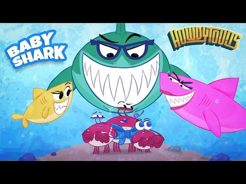 Baby Shark Song - Music for Children - Rainbow Songs by Howdytoons