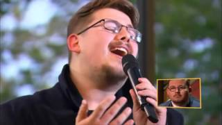 Nervous Ché Sings His Parents Wedding Song - Simply Amazing - X Factor