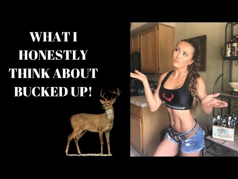 Bucked Up Honest Review