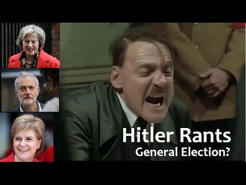 Hitler Reacts To The General Election Announcement (April 2017)