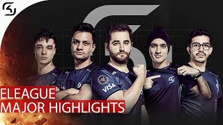 ELEAGUE Major 2018 Highlights