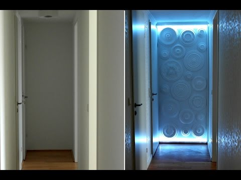 kleine Räume einrichten - Stilvolle Männer Schlafzimmer. vorher ...