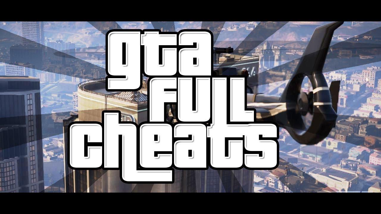 Gta 5 Cheats Cars, Slow Mo, Parachute  More Grand Theft Auto V Cheat Codes - Youtube-1019