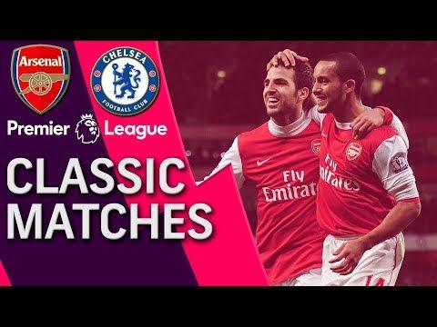 Arsenal v. Chelsea   PREMIER LEAGUE CLASSIC MATCH   12/27/10   NBC Sports
