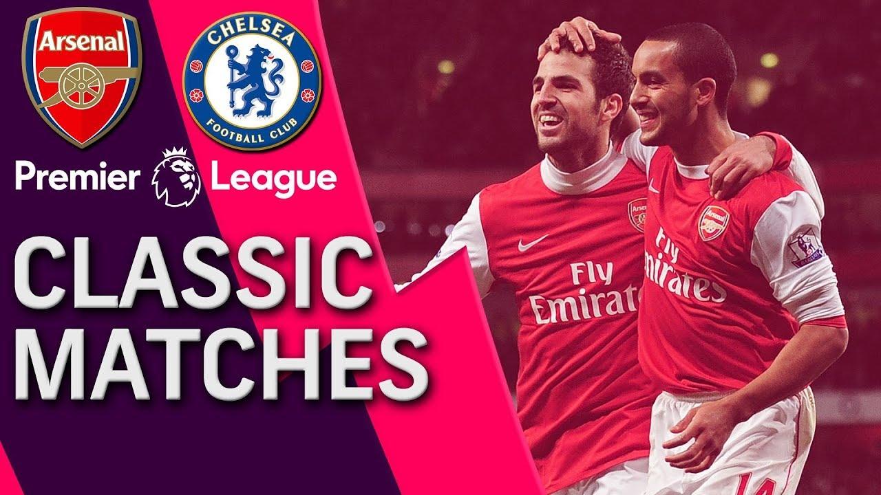 Arsenal v. Chelsea | PREMIER LEAGUE CLASSIC MATCH | 12/27 ...