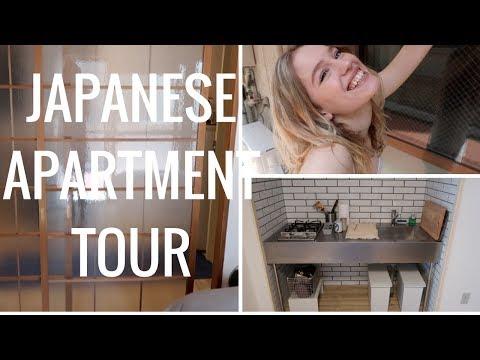 JAPANESE APARTMENT TOUR | Rachel Dea