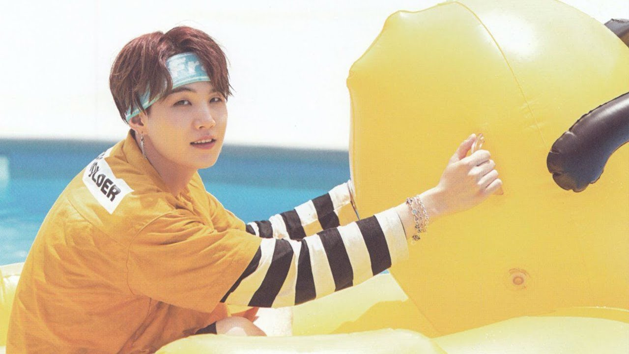 Don't fall in love with SUGA (슈가) Challenge