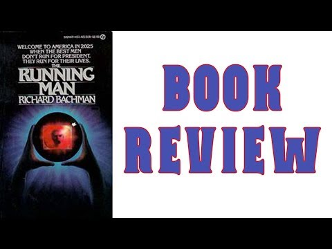 THE RUNNING MAN, By Stephen King - Book Review