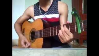 Anh nhớ em vô cùng- guitar